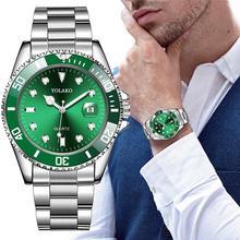 Mens Watches YOLAKO Luxury Men Quartz Watch