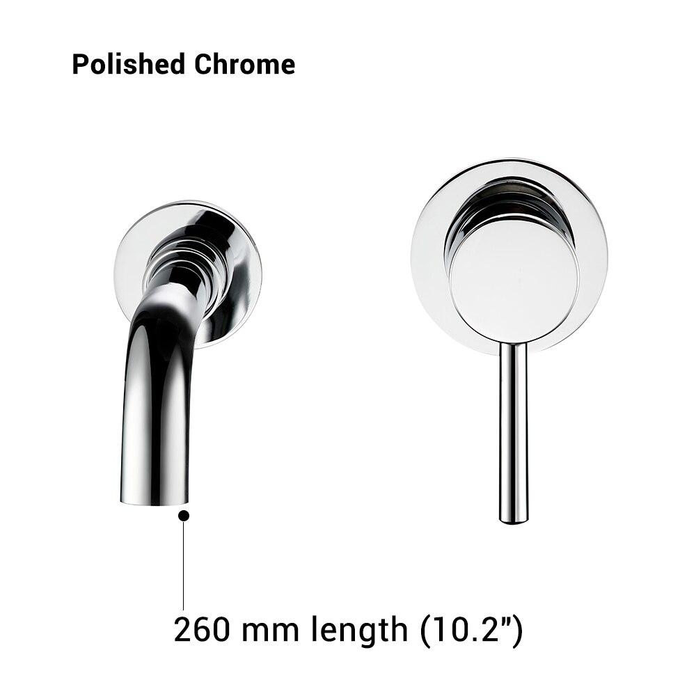 Silver Chrome-260 mm