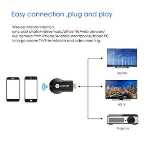 Image 3 - Беспроводной приемник Kebidumei TV Dongle, HDMI ТВ флешка для AnyCast M2, Wi Fi дисплей для Miracast для телефонов Android, ПК