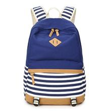 School Backpack Student Bag Canvas Lightweight Laptop Book Bags For Teenager Boy And Girl Backpacks Outdoor Camping Rucksack Bag недорго, оригинальная цена