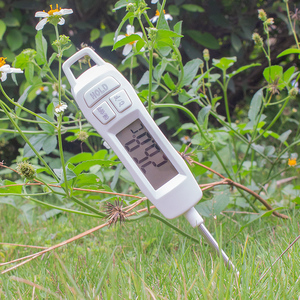Compost Soil Thermometer Milk