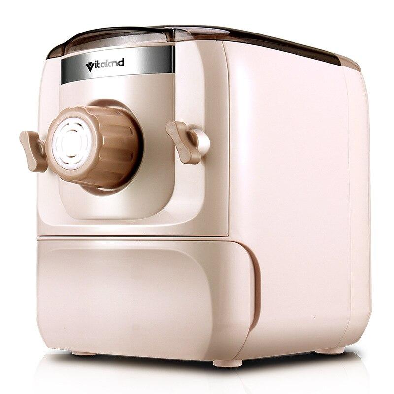 150 w automático inteligente pele de bolinho multi-função misturador de massa pequena máquina de pressão elétrica máquina de macarrão casa