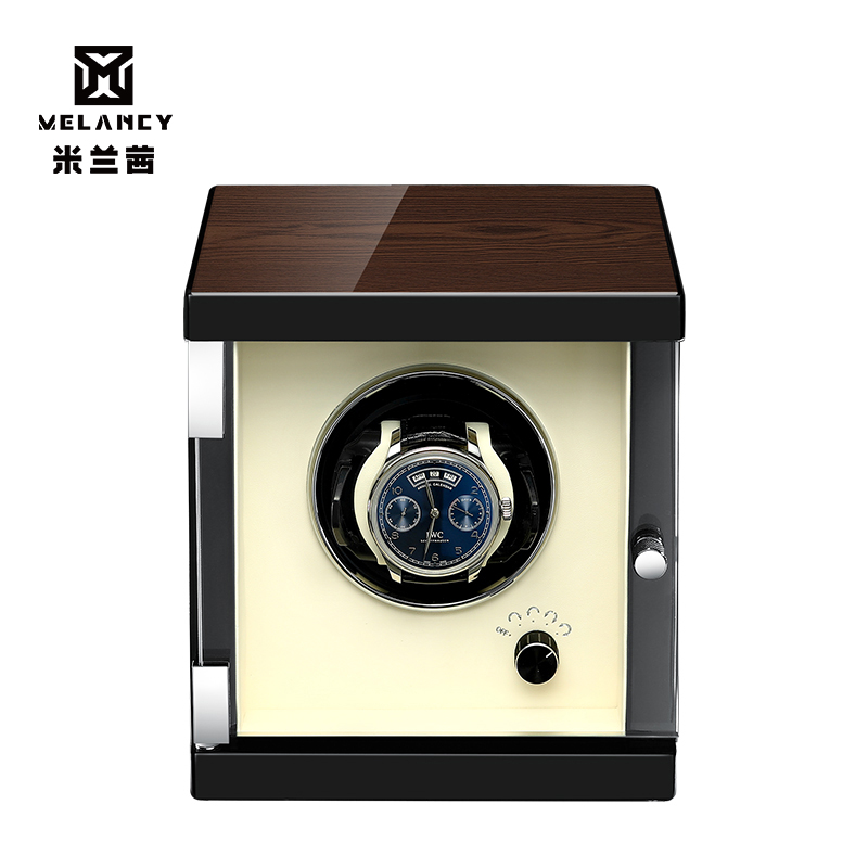 Hot DealsWatch-Winder-Box-Case-Holder Watch-Display-Organizer Motor-Shaker Mechanical Automatic