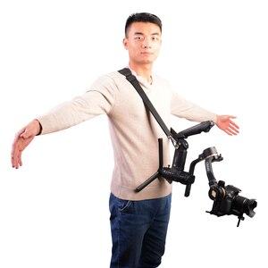Image 2 - DF digitalfoto מוצרים אביזרי כתף מתכוונן רצועת תואם עם ZHIYUN מנוף 3S Gimbal