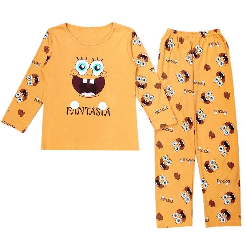 Family Matching Pajamas Set Father Son Night Wear Romper Cotton Pajamas Mother Daughter Clothes Pyjamas 4