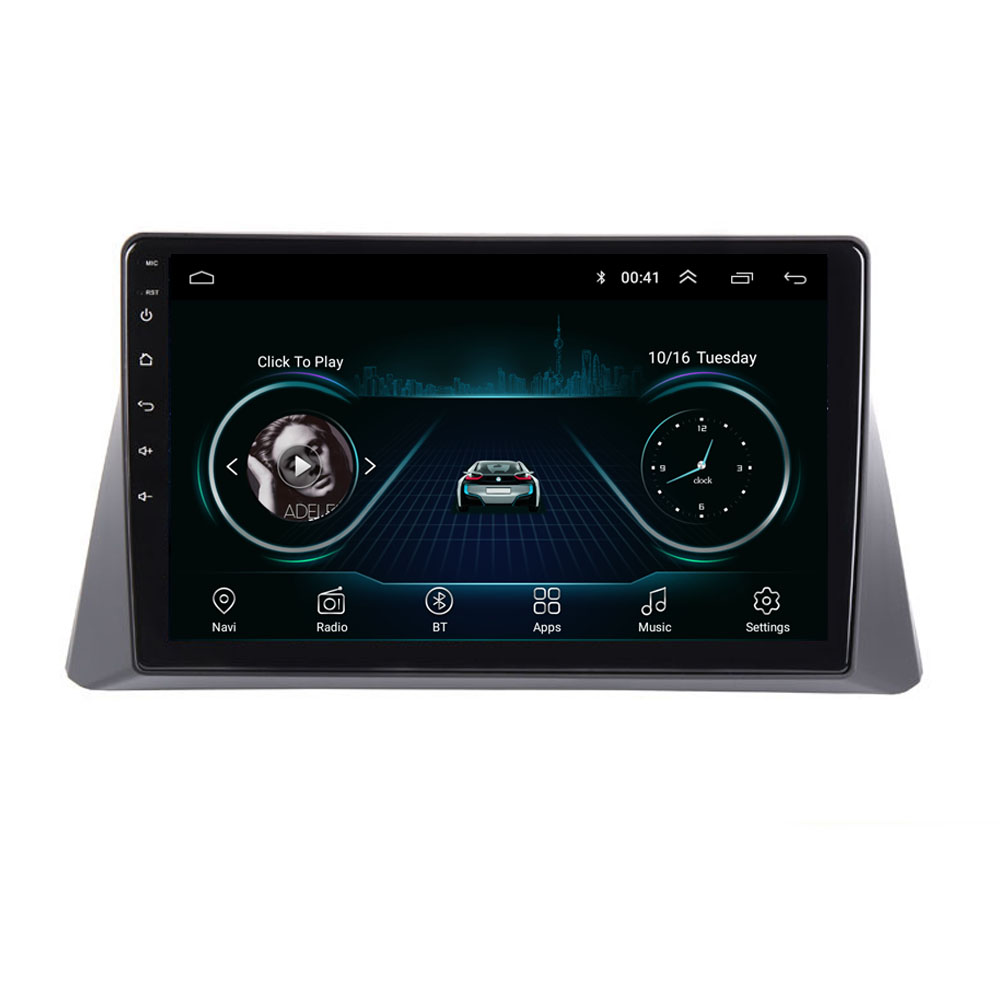quad core Android 8.1 For <font><b>HONDA</b></font> <font><b>ACCORD</b></font> 2008 2009 2010 2011 2012 Multimedia Stereo Car DVD Player Navigation GPS Radio image
