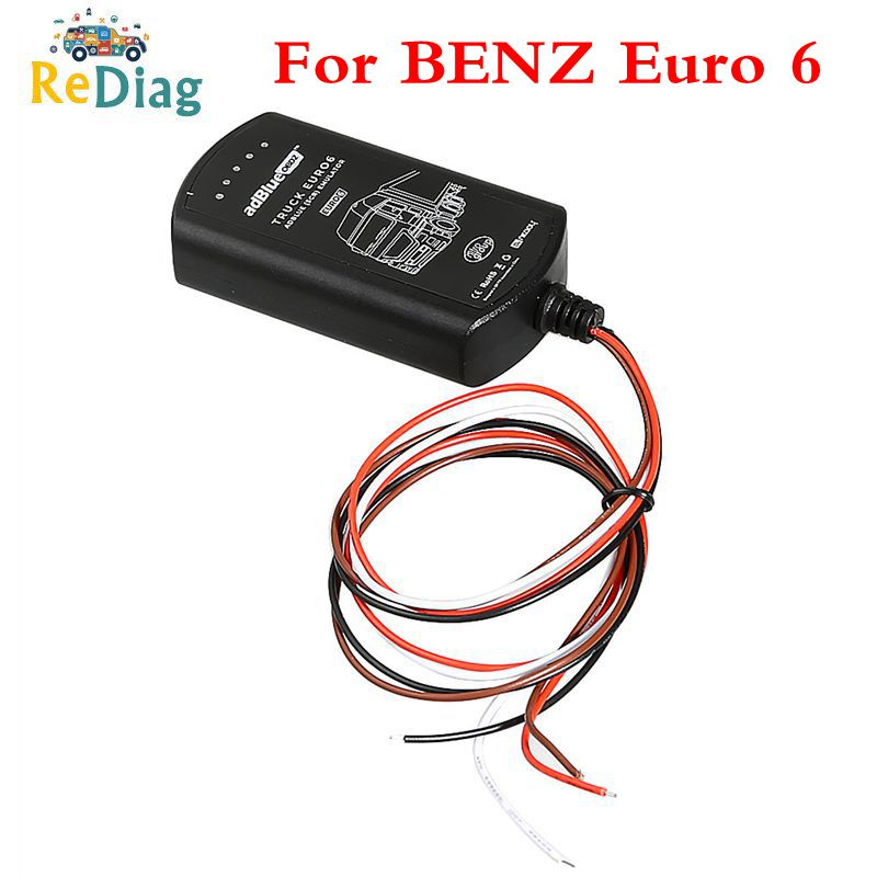 Newest Truck Adblue Emulator For Mercedes For Benz Euro6 AdblueOBD2 Emulator For MB Truck Diagnostic Tool