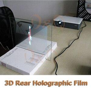Image 5 - 3D Toàn Phương Trình Chiếu Bộ Phim Dán Phía Sau Màn Hình Máy Chiếu A4 Kích Thước 1 Miếng Mẫu 4 Màu Tùy Chọn