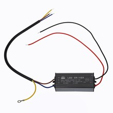 HFES 30W LED Driver Constant Current Driver Power Supply Transformer Waterproof(China)