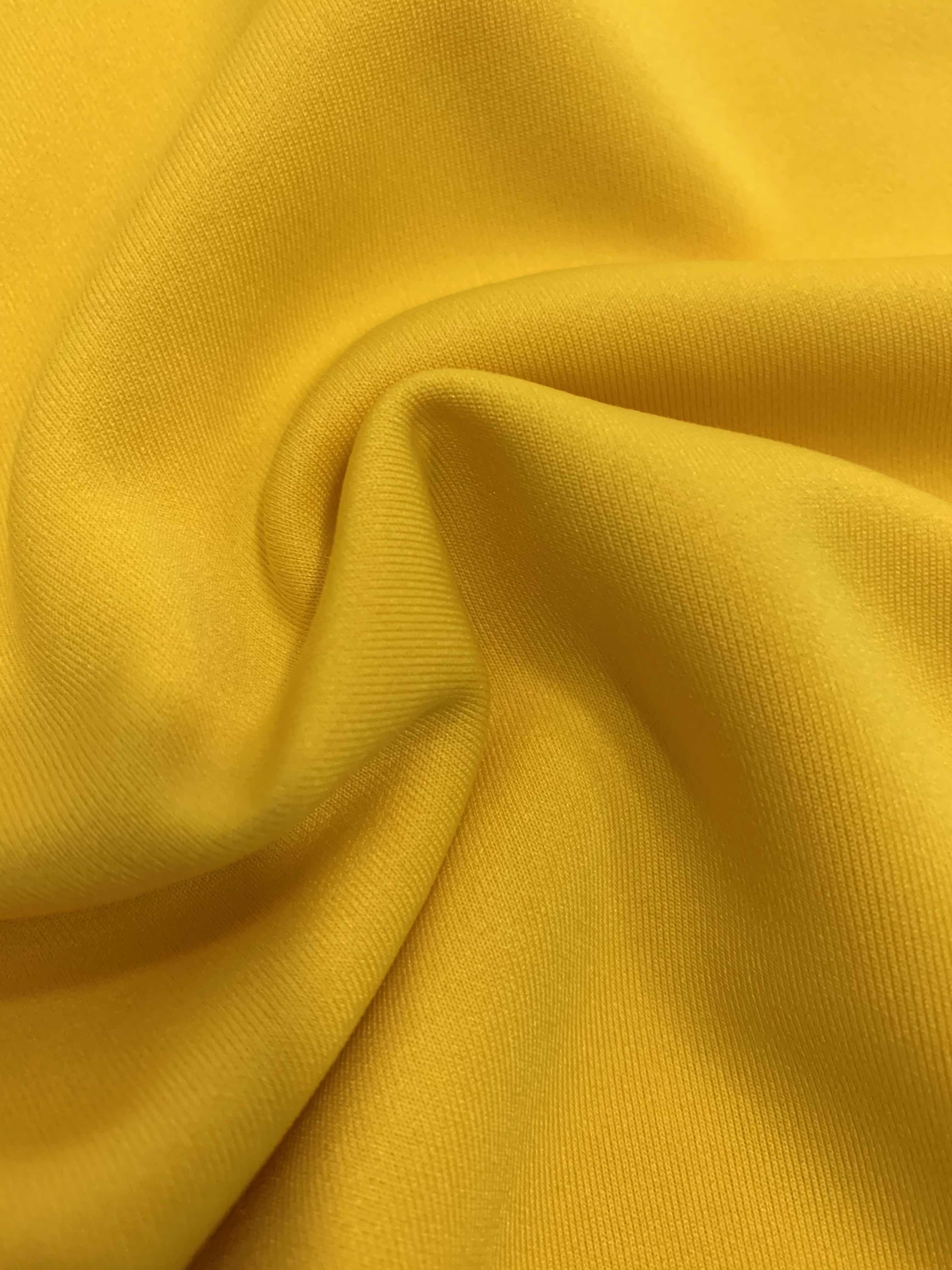 Gingembre jaune moulante jupes élégant bureau dame asymétrique plaine jupe 2019 été taille haute Falbala Midi jupe Style africain