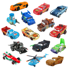 Disney Pixar Car 3 Lighting Mcqueen Mater 1:55 Diecasts & Toy Vehicles Car Toys for Boys