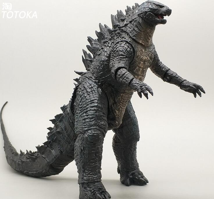 Gojira Movie 2014 PVC Action Figure Collectible Model Toy 16cm
