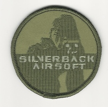 Woven label patch Embroidered patch patch Personalized customization service Products :airsoft