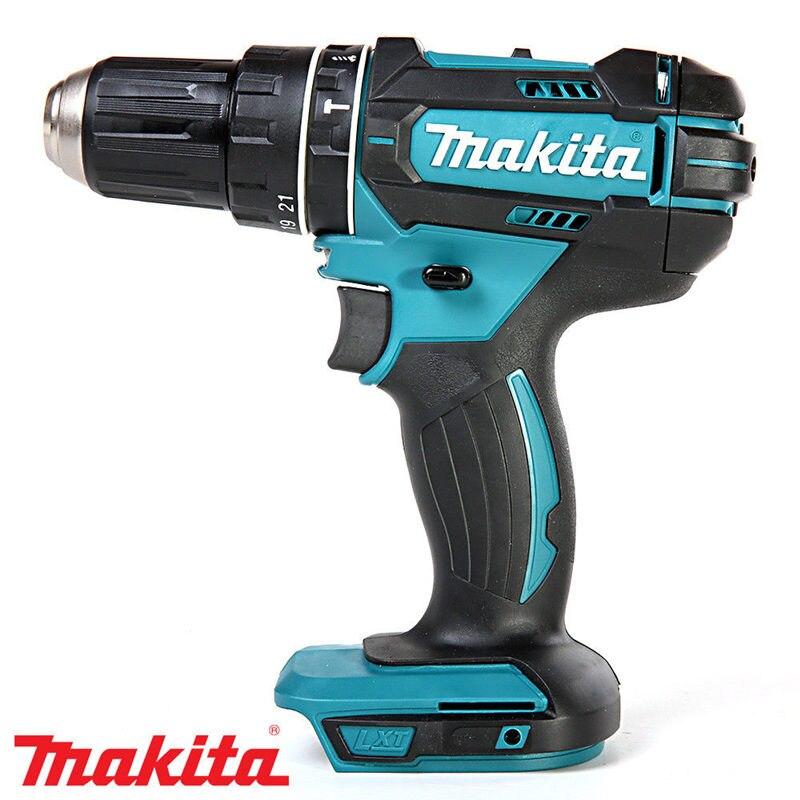 Makita DHP482Z DHP482 DHP482RFE DHP482RAE 18V LXT Li-ion Cordless 2 Speed Combi Drill Body Only Replace For DHP456 DHP456Z