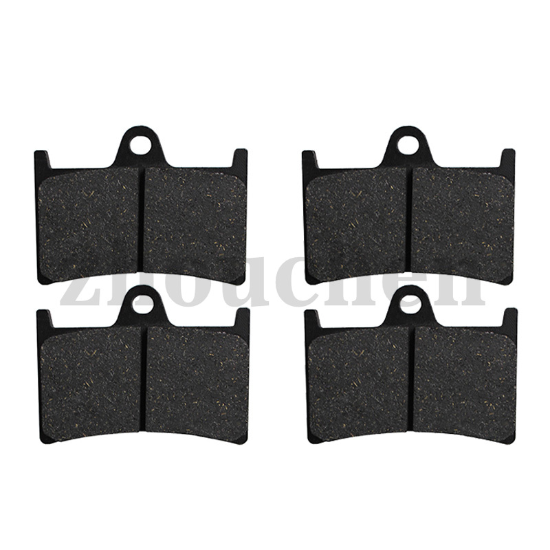 Motorcycle Front Brake Pads for <font><b>YAMAHA</b></font> XT 1200 <font><b>XT1200</b></font> Super Tenere 2010-2015 MT-01 MT01 MT 01 2005 2006 image