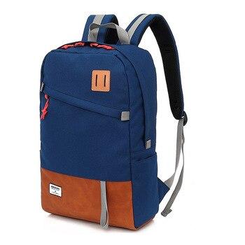 KINGSLONG Women Backpack Waterproof Bags 15.6 Inch Laptop Backpack Rucksack Daypacks Unisex School Bag for Teenagers KLB1340R-4 men backpack 15 6 laptop bag waterproof backpack travel sports fitness bags for women teenagers school bagpack rucksack