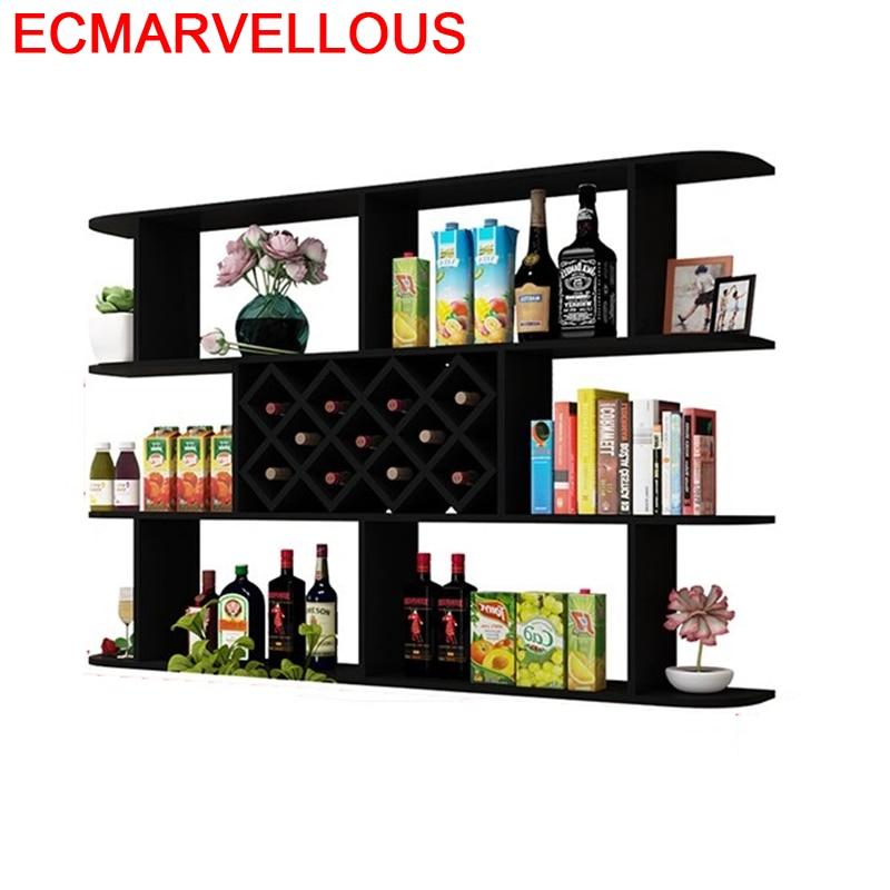 Mesa Meble Gabinete Shelves Sala Vetrinetta Da Esposizione Salon Armoire Hotel Cocina Shelf Mueble Bar Furniture Wine Cabinet