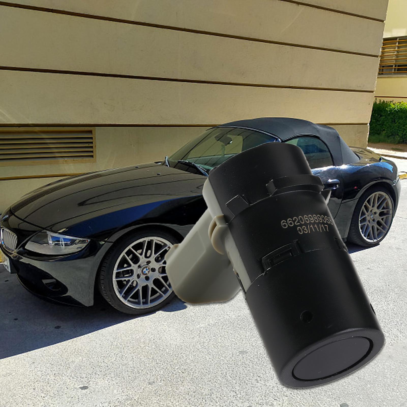 Sensor de estacionamento do veículo do carro automático 66206989068 para bmw z4 x3 e89e83-radar de estacionamento parktronic do pdc-auxiliar de alarme de posicionamento do estacionamento