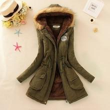 2019 basic winter coat women oversize warm hooded jacket coa
