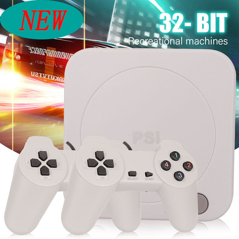 para ps1 console de jogo hd retro casa console jogo clássico 3d