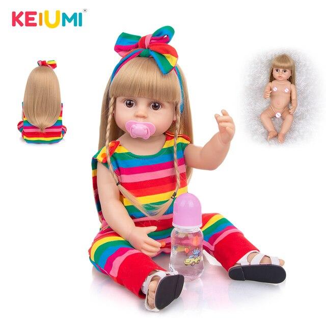 Кукла-младенец KEIUMI 22D106 1