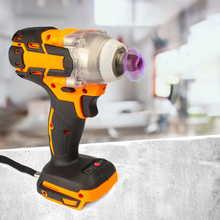 Impact-Wrench Drill-Driver Cordless Torque Brushless-Motor For Makita Battery Rechargeable