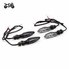 Para ktm 125 200 250 690 790 duke 390 smc/r turn signal indicador de luz blinker led acessórios da motocicleta