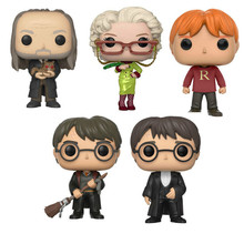 super heroes harry potter figure hermione draco malfoy ron weasley lord voldemort building blocks toys for children gift kf1031 Funko POP Harri Potter Draco Malfoy Moaning Myrtle Limited Edition Vinyl Dolls Figure Model Toys for Children Party Gift