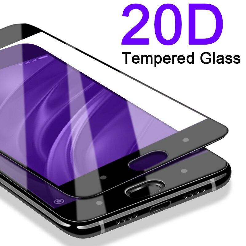 20D 9H Tempered Glass For Xiaomi Mi 6X Screen Protector On The Xiomi Mi 6 Xiami Mi6 X Xaomi Mi6x Safety Protective Glass HD Film