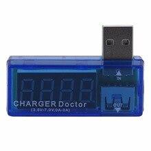 3.5V-7.0V Voltmeter Ammeter USB Mobile Power Supply Capacity Tester Detection Hot Sale