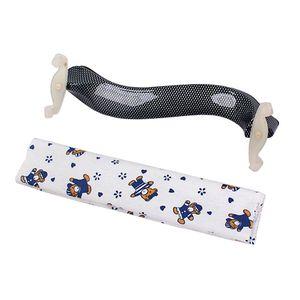 Наплечная подставка из углеродного волокна с протирочной тканью для скрипки 3/4 4/4 аксессуары для музыкальных инструментов