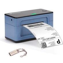 Munbyn стикер этикетка штрих кода принтер 4 дюйма × 6 usb термальный