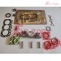 Für Mitsubishi L3E motor rebuild kit L3E kolben und kolben ring dichtung lager-in Kolben  Ringe  Stäbe & Teile aus Kraftfahrzeuge und Motorräder bei