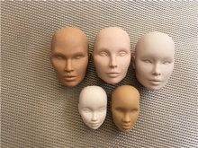 Качественная кукла fr it лысые головы оригинальные «сделай сам»