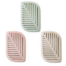 BMBY-зеленый лист в форме холодильника ящик для хранения воздуха очиститель угольный дезодорант абсорбирующий дезодорант для устранения Od