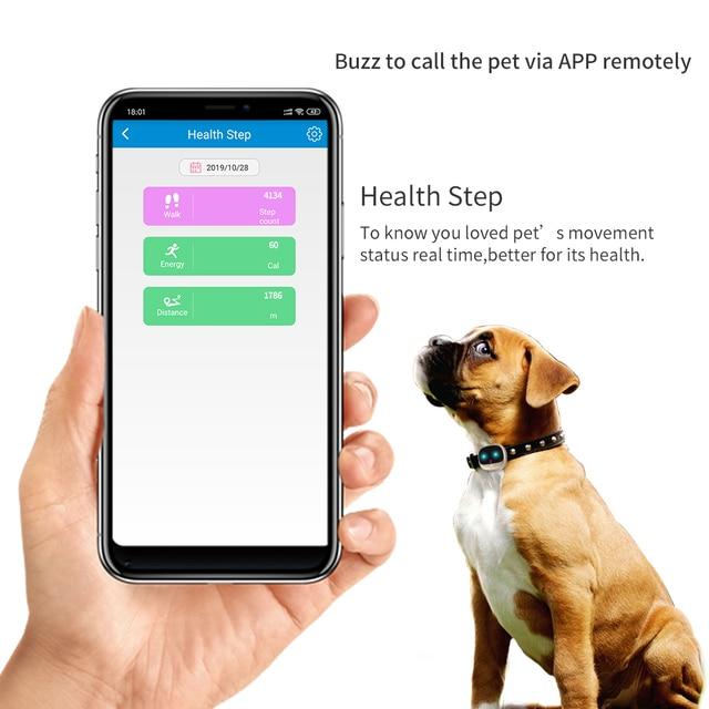Best Mini Cat GPS Tracker V47 Dog GPS Pet GSM Tracking Device Waterproof IP67 SOS Voice Monitor Two-way Talk Free APP 5