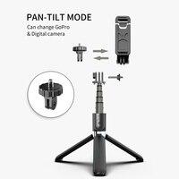 Высокое качество беспроводной bluetooth селфи палка штатив с дистанционным Palo селфи выдвижной складной монопод для Iphone экшн-камеры 2