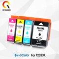 Совместимость T202XL 202XL XP 6000 6001 6005 чернильный картридж для принтера Epson Expression Премиум XP-6000 XP-6005 XP-6001 принтер 202 202XL