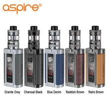 E-cigarette Kit Aspire VROD 200 Kit 200W with Guroo Tank 4ml/5ml Guroo Mesh Coils Optimized  Powered by Dual External Batteries