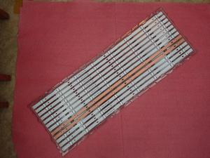 Image 5 - 3 PCS LED backlight strip for LG 43UH619v 43UH620V 43UH610V 43UH6030 43UF6407 43LH60_FHD_A  UF64_UHD_A 43LH60FHD 43UF6409