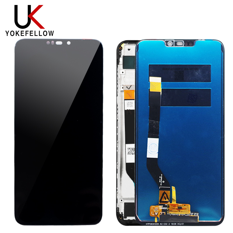 For <font><b>Honor</b></font> <font><b>8C</b></font> LCD 100% Tested One By One LCD For Huawei <font><b>Honor</b></font> Paly <font><b>8C</b></font> BKK-AL10 BKK-L21 LCD <font><b>Display</b></font> <font><b>With</b></font> <font><b>Touch</b></font> <font><b>Screen</b></font> Assembly image
