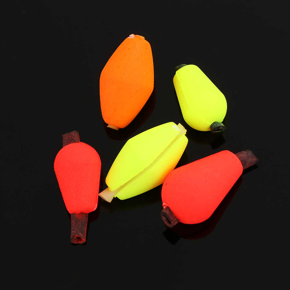 Floats Beads Water droplets Indicator Fish Beans Fly Fishing Bobbers Float