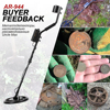 Underground Metal Detector Waterproof Depth1.5m/3m AR944M Scanner Finder Gold Digger Treasure Hunter 1200mA li-Battery Search 1