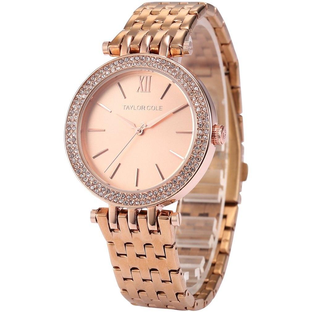 Women Watches Steel Strap Quartz Watch Simple Watch Waterproof Casual Wrist Watch For Men Watches Dropshipping