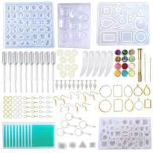 Набор инструментов для литья ювелирных изделий из силиконовой