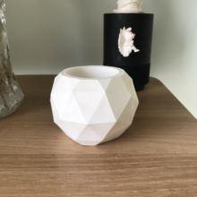 3d формы из полимерной глины силиконовый цветочный горшок цементная