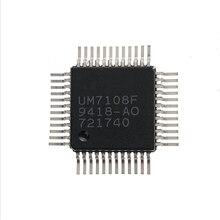 1PCS UM7108F 7108CF QFP New and original