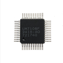 1PCS UM7108F 7108CF QFP Nuovo e originale