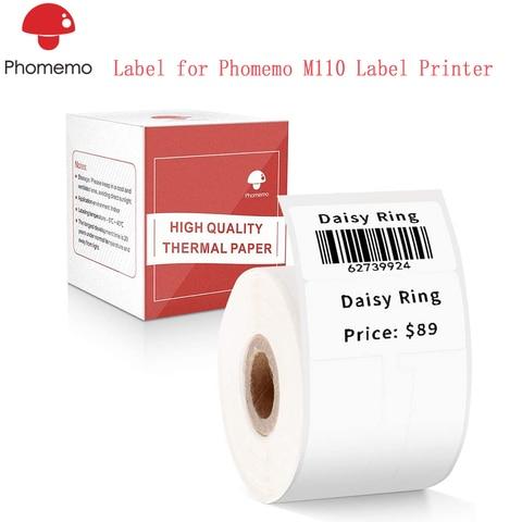 phomemo m110 etiqueta de preco autoadesiva de joias para phoemo m110 etiqueta de etiqueta impressora