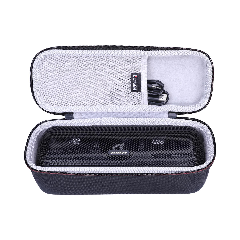 LTGEM EVA Hard Case for Anker Soundcore Motion+Bluetooth Speaker With Hi-Res 30W Audio